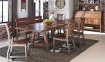 Belper II Dining Room Set in Acacia