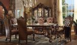 Neath Traditional Dining Room Set in Cherry Oak