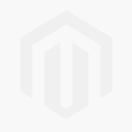 Jasper Outdoor Dining Set in White with Blue Accent