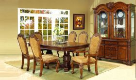 Alaska Traditional Dining Room Set in Cherry