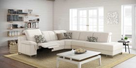 Apollon Modern Luxury Sectional Sofa Collection