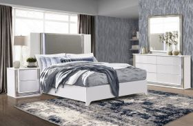 Aspen Bedroom Set in White