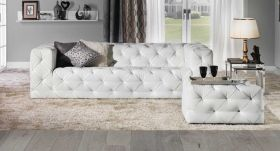 Atmore Modern Tufted Living Room Set