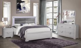 Batesville Bedroom Set in Silver