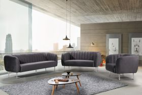 Crasnoe Contemporary Living Room Set