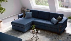 Dorado Modern Luxury Sectional Sofa Collection