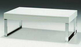 ESF J030 Modern Coffee Table in White