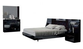 ESF Marbella Bedroom Set in Black