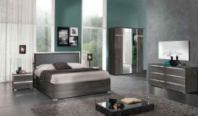 ESF Oxford Bedroom Set in Acrylic Lacquer