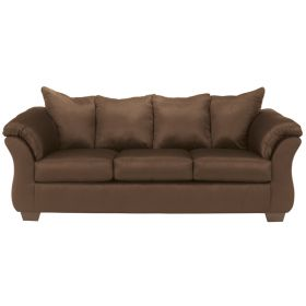 Signature Design by Ashley Darcy Sofa in Cafe Fabric [FSD-1109SO-CAF-GG]