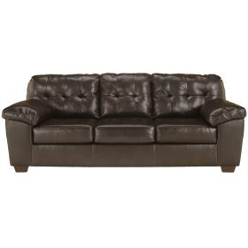 Signature Design by Ashley Alliston Sofa in Chocolate DuraBlend [FSD-2399SOF-CHO-GG]