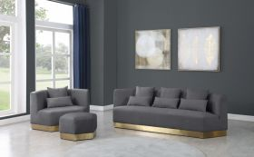 Glodeni Contemporary Living Room Set