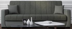 Arnold Convertible Living Room Set in Gray