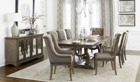 Hams Traditional Dining Room Set in Bisque