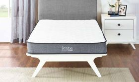 Kate 6 Innerspring Mattress in White
