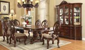 Lindsborg Traditional Dining Room Set in Cherry