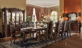 Lovi Traditional Dining Room Set in Cherry
