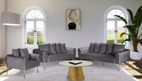 Manarola Contemporary Living Room Set