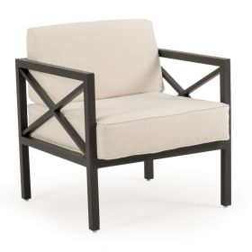 Winni Lounge Chair with Standard Fabric