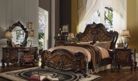 Ripon Traditional Bedroom Set in Cherry