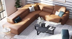 Themis Modern Living Room Collection
