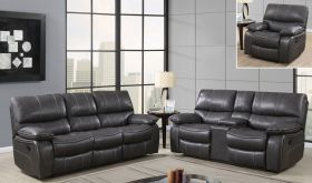 U0040 Living Room Set in Grey