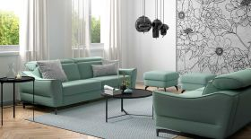 Venezia Modern Living Room Collection