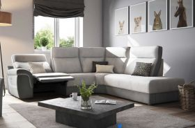 Vincennes Modern Luxury Sectional Sofa Collection