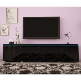 "Wallace Modern 79"" TV Stand"