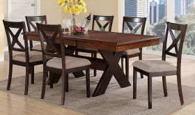 Wisconsin Contemporary Dining Room Set in Cherry