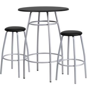 Bar Height Table and Stool Set [YB-YJ922-GG]