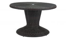Zuo Noe Dining Table in Brown